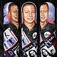 Портреты на матрёшке (автор Юрий Громов)