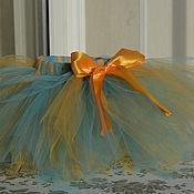 Работы для детей, ручной работы. Ярмарка Мастеров - ручная работа Юбочка ТуТу для маленькой принцессы, юбка пачка, юбка tutu. Handmade.