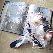 Подарки к праздникам ручной работы. Ярмарка Мастеров - ручная работа Букет для пиратской вечеринки))). Handmade.