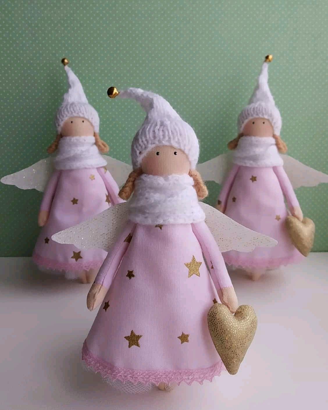 Малышки ангелочки, Куклы Тильда, Гомель,  Фото №1