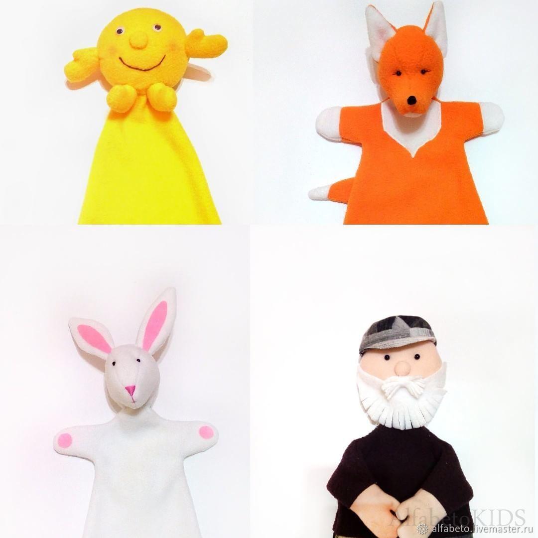 Кукольный театр (куклы-перчатки), Кукольный театр, Ставрополь,  Фото №1