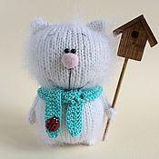 Куклы и игрушки handmade. Livemaster - original item Kitten Fyodor.. Handmade.
