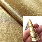 handmade. Livemaster - original item Spandex fabric. gold silver art. 1482. Handmade.