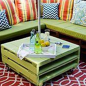 Для дома и интерьера handmade. Livemaster - original item Table in loft style. Handmade.
