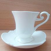 Кружки ручной работы. Ярмарка Мастеров - ручная работа Кружки: кофейная. Handmade.