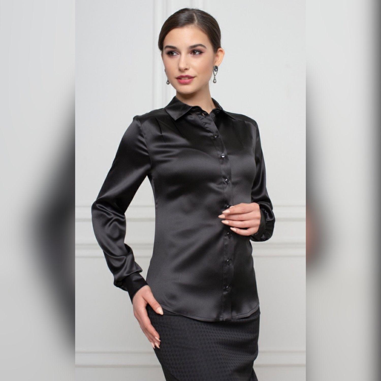 Блузка черная, Блузки, Москва,  Фото №1