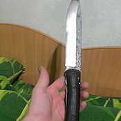 Сувениры и подарки handmade. Livemaster - original item Folding knife-cleaver. Handmade.