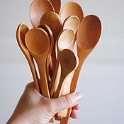 Посуда ручной работы. Ярмарка Мастеров - ручная работа Ложки, ложки. Handmade.