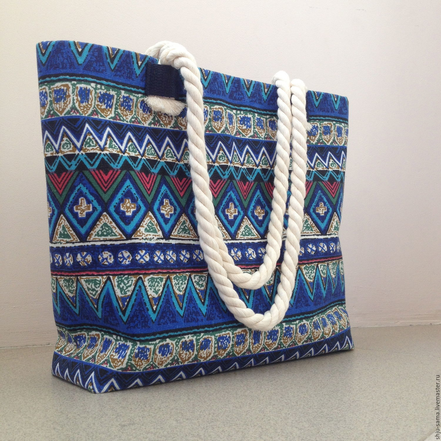 1534902da4 Handbags handmade. Livemaster – handmade. Buy Bag shopper  Ethnic