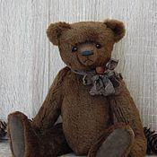 Мишки Тедди ручной работы. Ярмарка Мастеров - ручная работа Мишка тедди Кристоф. Handmade.