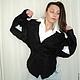 Пиджаки, жакеты ручной работы. Валяная курточка ПАНТЕРА. irina ivanova (iridiya). Интернет-магазин Ярмарка Мастеров. Однотонный