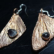 Украшения handmade. Livemaster - original item Wings 2 Earrings. Handmade.