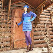 Одежда handmade. Livemaster - original item Dress with cap. Handmade.