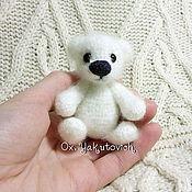Куклы и игрушки ручной работы. Ярмарка Мастеров - ручная работа Умка. Вязаный медвежонок. Handmade.