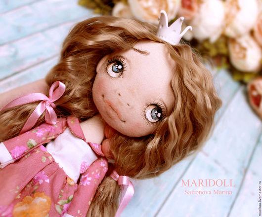 Коллекционные куклы ручной работы. Ярмарка Мастеров - ручная работа. Купить Принцесса Isabella. Handmade. Подарок девушке