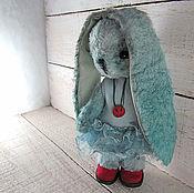 Куклы и игрушки ручной работы. Ярмарка Мастеров - ручная работа Зайка Бэтти. Handmade.