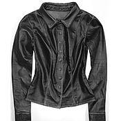Одежда handmade. Livemaster - original item The Grange Shirt. Handmade.