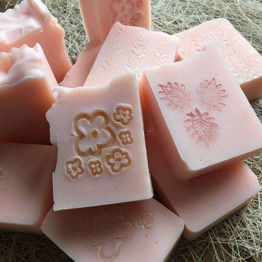 Мыло ручной работы. Ярмарка Мастеров - ручная работа. Купить Мыло-крем чистое Карите (Ши) -бережное очищение. Handmade.