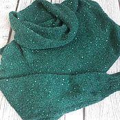 Одежда handmade. Livemaster - original item Sweater mohair with sequins. Handmade.