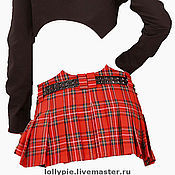 Одежда handmade. Livemaster - original item The kilt SHOT. Handmade.