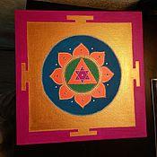 Фен-шуй и эзотерика handmade. Livemaster - original item Ganesha`s Yantra. Handmade.