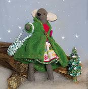 Мышь и Новый год