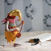Куклы и игрушки ручной работы. Ярмарка Мастеров - ручная работа Добрый добрый слон.... Handmade.