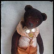 Куклы и игрушки ручной работы. Ярмарка Мастеров - ручная работа Авторский мишка - тедди Мишель.. Handmade.