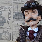 Куклы и игрушки handmade. Livemaster - original item Sold. dolls.