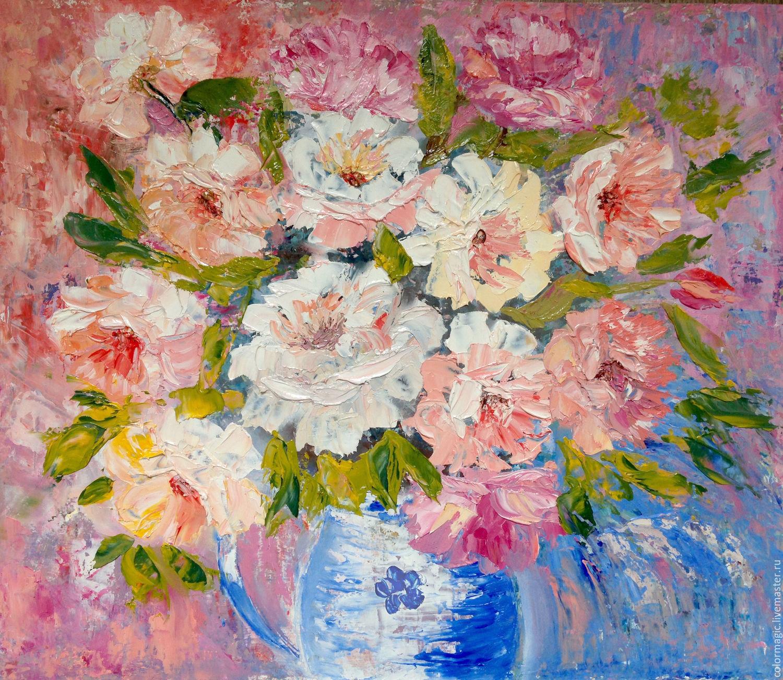 Цветы в стиле прованс купить