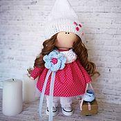 Мягкие игрушки ручной работы. Ярмарка Мастеров - ручная работа Интерьерная кукла Гномик. Handmade.