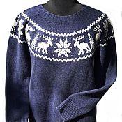"""Одежда ручной работы. Ярмарка Мастеров - ручная работа Лопапейса """"Лоси"""". Handmade."""