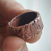 Кольца ручной работы. Ярмарка Мастеров - ручная работа Кольца медные разные. Handmade.