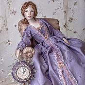 Куклы и игрушки ручной работы. Ярмарка Мастеров - ручная работа Золушка (будуарная кукла). Handmade.