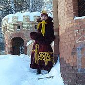 Одежда ручной работы. Ярмарка Мастеров - ручная работа Яркая зима... Handmade.