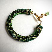 Украшения handmade. Livemaster - original item Bracelet-wiring