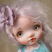 Dolls handmade. Livemaster - original item Dolls Mona 19cm. Handmade.