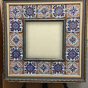 Для дома и интерьера ручной работы. Ярмарка Мастеров - ручная работа Зеркало Португалия. Handmade.