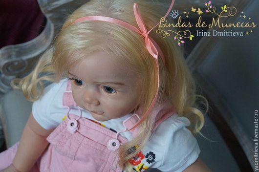 Куклы-младенцы и reborn ручной работы. Ярмарка Мастеров - ручная работа. Купить кукла реборн Мелиса 2( мод Фридолин). Handmade.