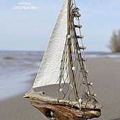 Подарки к праздникам handmade. Livemaster - original item boat. Handmade.