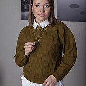 Одежда handmade. Livemaster - original item Handmade WONDER sweater!. Handmade.