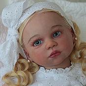 Куклы и игрушки ручной работы. Ярмарка Мастеров - ручная работа Paulinа. Set doll Gabriela by Regina Swialkowski.. Handmade.