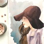 Эвелина Чернуцкая (WatercolorEve) - Ярмарка Мастеров - ручная работа, handmade