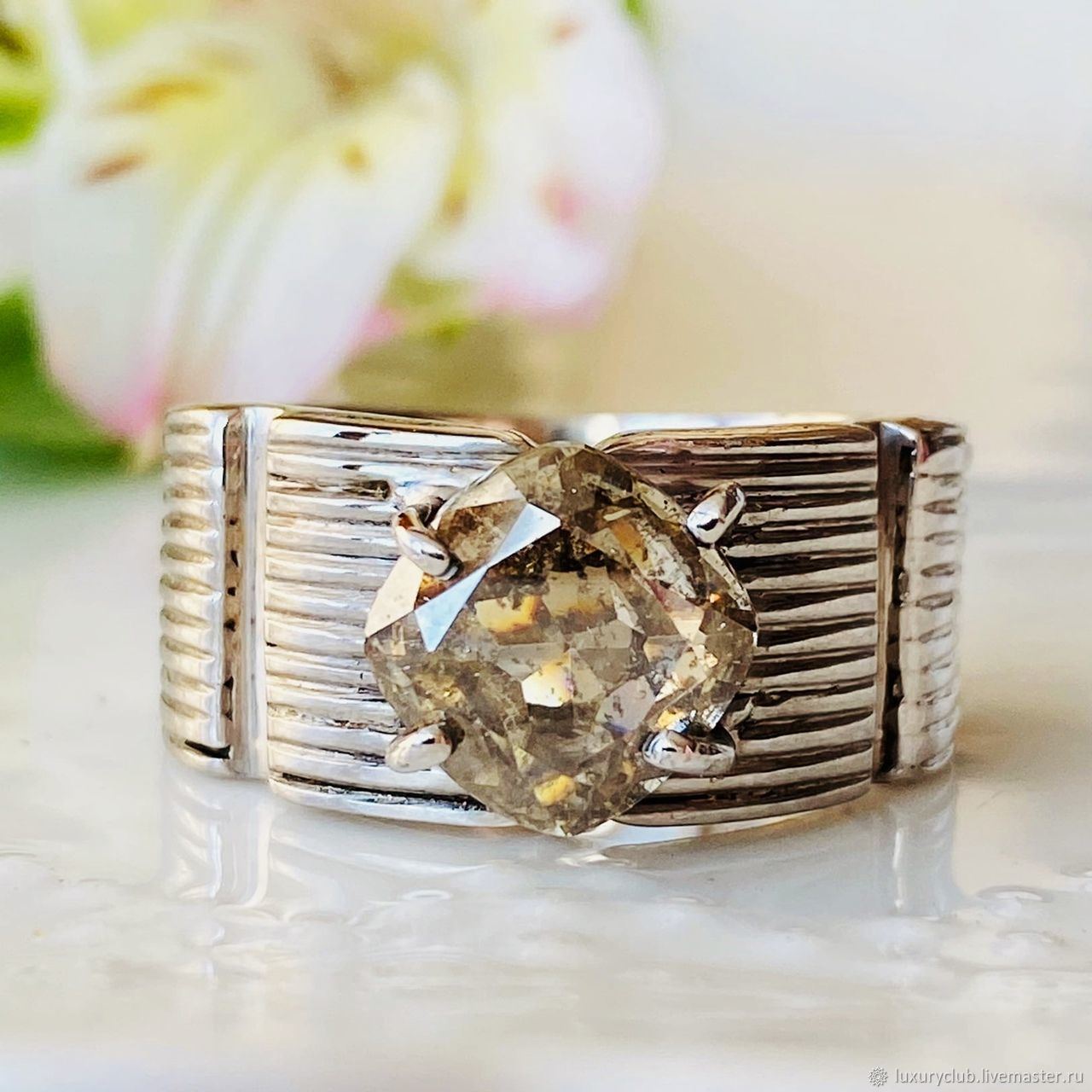 19p Diamond Ring 'Euphoria' SUPER PRICE, Rings, Tolyatti,  Фото №1