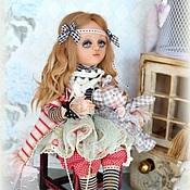 Куклы и игрушки ручной работы. Ярмарка Мастеров - ручная работа KRISTIN... Коллекционная кукла. Handmade.