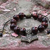 Украшения handmade. Livemaster - original item Bead bracelet. Handmade.