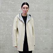 Кашемировое пальто свободного кроя My Cashmere