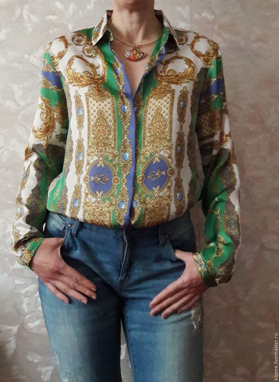 Блузки под джинсы купить