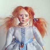 Куклы и игрушки ручной работы. Ярмарка Мастеров - ручная работа Авторская кукла Рыжая. Handmade.
