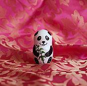 Для дома и интерьера handmade. Livemaster - original item Small panda. Handmade.